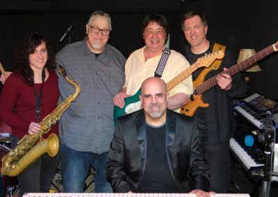 Billy and the Jets with Ron Steta, featuring Nick Psyhogios