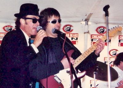 Ron Steta and The Blues Brothers